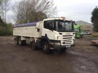 Scania P-SRS C-CLASS