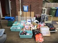 Start car boot selling with everything you need