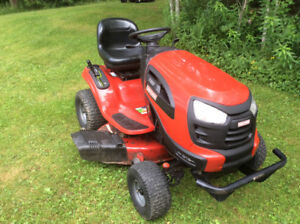 2015 Craftsman Lawn Tractor 21hp in excellent condition for sale