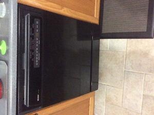 Kenmore Dishwasher - Black