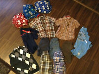 Boys clothes size 5/6 and 7/8