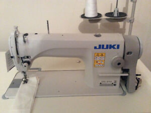 industrial leather sewing machine/juki ind.  straight stitc
