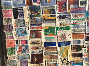 Canadian stamps West Island Greater Montréal image 1