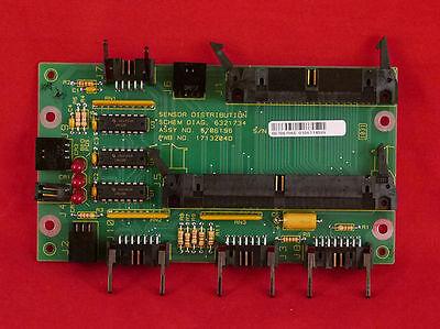 Coulter Sensor Distribution Circuit Board 6706196