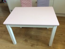 FREE Kids table and chairs (ikea) sTILL AVAILABLE 17/06