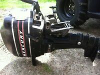 Old merc outboards