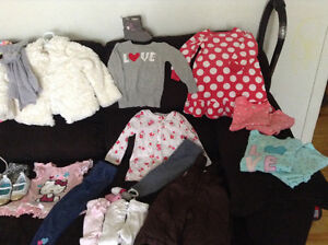 Selling Baby Girls Clothes Sizes 18mths - 3 Toddler .. St. John's Newfoundland image 2