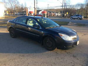 2008 Saturn Aura auto 3.5 V6 console shift low kms 115 $3999.00