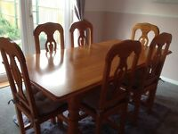 Dining Table with Chairs