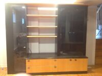 / display/book case/entertainment centre