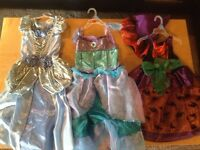 Girls Costumes size 4-5