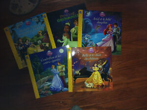 French Disney picture books for sale