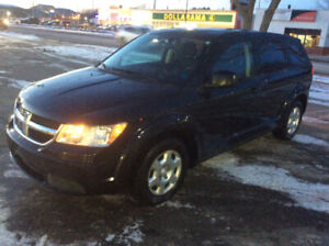 2010 Dodge Journey SE 150 km,Feb MVI,4 cly,5 passenger,$420