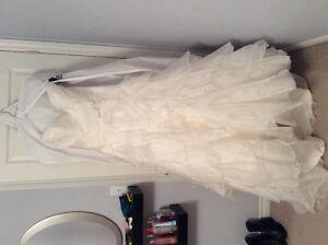 Unworn Wedding Dress