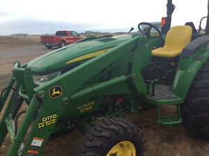 JOHN DEERE 4052M NEW WITH LOADER 2016 CLEARANCE SALE