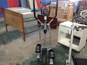 Used Elliptical excercise machine. Works great!