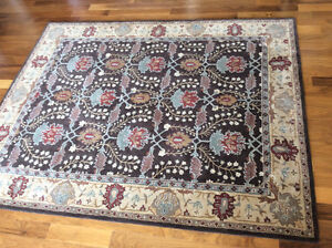 New Pottery Barn rug - 8' x 10' Brandon Persian-Style