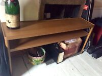 Hall table console