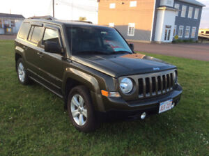 2015 Jeep Patriot 4x4 Leader