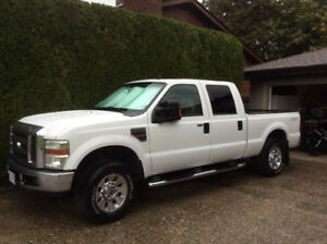 2008 Ford F-250 SuperDuty Lariat