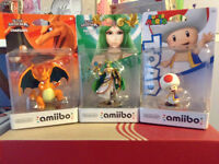 NEED GONE NOW!! - Palutena/Villager+3Others+HORIamiiboCase $110
