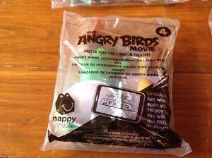 The Angry Birds Movie Mcdonalds Toys Windsor Region Ontario image 4