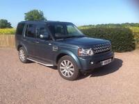 Land Rover Discovery 4 3.0SDV6 ( 242bhp ) 4X4 Auto 2011MY XS