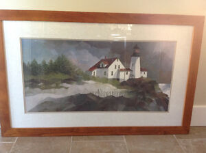 Excellent Condition Framed Print