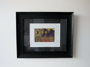 art4u2enjoy Small but powerful abstract oil painting from Marsha