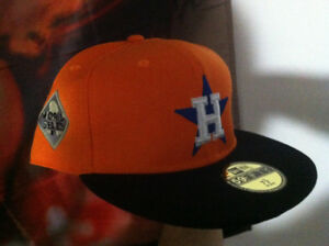 Houston astros hat fitted new era mlb 7,3/4 new
