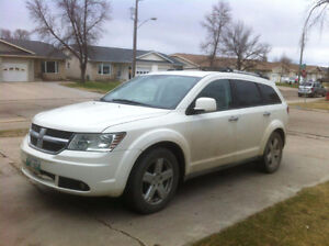 2010 Dodge Journey R/T AWD Safetied