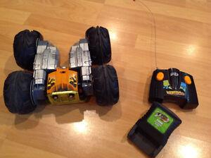 Tyco RC vertigo eletronic toy stunt vehicle