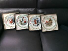 Wedgewood Victoria and Albert Plates