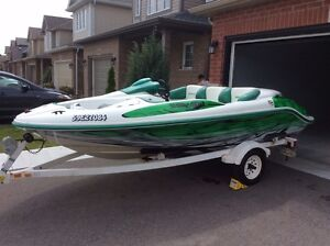 Sea Doo Challenger with trailer