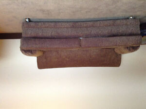 Retro Style  Loveseat and 3 pillows
