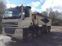 DAF CF 85 360 DAY EURO 5 8X4 32 T GROSS