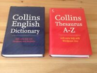 Collins English Dictionary and Thesaurus