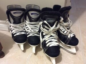 Patin CCM powerline 600 et powerline 60