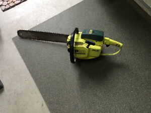 Pioneer P26 - 2 Cycle 51cc Gas Chainsaw