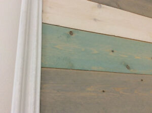 Coastal / Farmhouse Reclaimed Wall Art