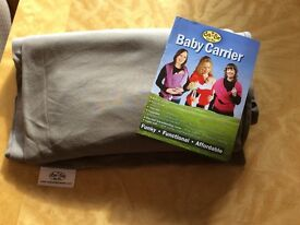 Super Comfy Baby Carrier (Wrap Style)
