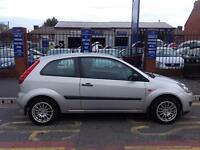Ford Fiesta 1.25 2007.25MY Style 12 months mot lots of history 2 owners