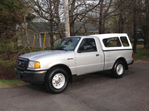 VERY NICE FORD RANGER, US TRUCK, NEW MVI, NEW TIRES