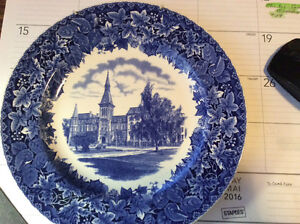 Alma College Collectable Plate London Ontario image 2