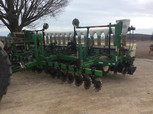 Kinze bean planter