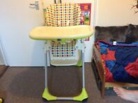 Chicco Polly Easy High Chairs
