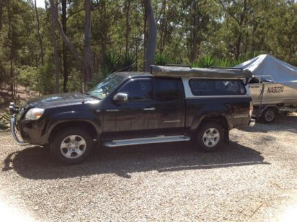 2009 Mazda BT50 Freestyle extra cab Warner Pine Rivers Area Preview