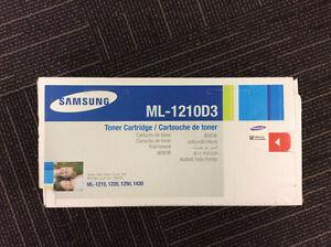 Samsung ML-1210D3 Toner West Island Greater Montréal image 1