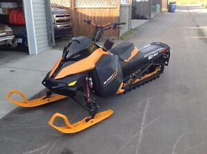 Skidoo Summit 800 T3 163