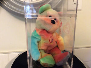 Rare Peace Beanie Baby with Tag Errors London Ontario image 1